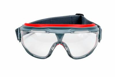 Kaitseprillid Goggle Gear 500 udukaitsega klaas, maskitüüp UU003133723, 3M