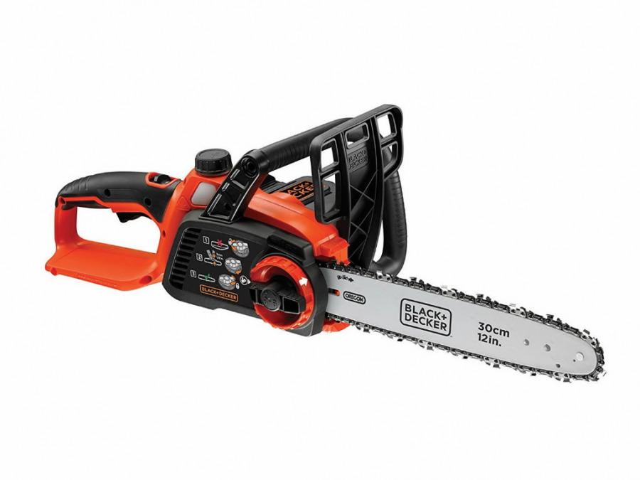 Cordless chainsaw GKC3630L20 / 36 V / 30 cm, carcass, Black&Decker