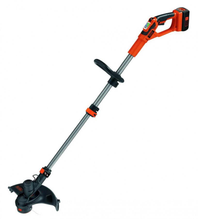 Cordless trimmer GLC3630L20 / 36 V / 2 Ah / 30 cm, Black&Decker