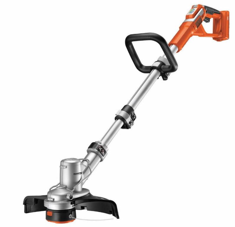 Cordless trimmer GLC3630LB / 36 V / 30 cm, w.o. batt/charge, Black&Decker