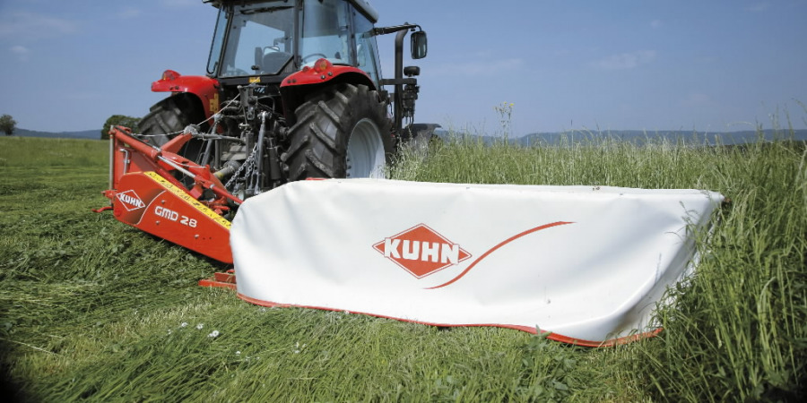 Rootorniiduk  GMD 28, Kuhn