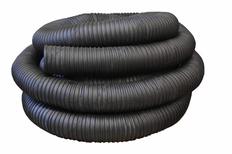 Hose 12,5m d=75mm up to 200°C, Worky