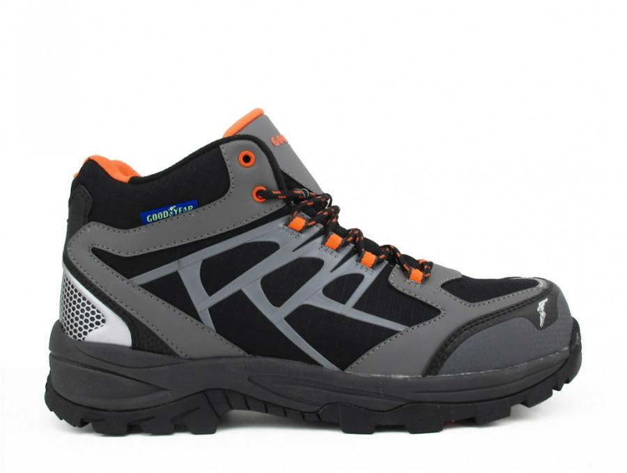Apsauginiai  batai  1528 S3 SRA, pilka/ juoda, GoodYear