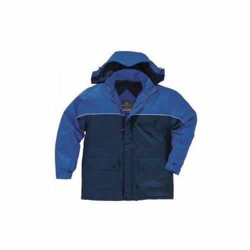 Žieminė striukė HARRICANA II mėlyna/t.mėlyna XL, Delta Plus