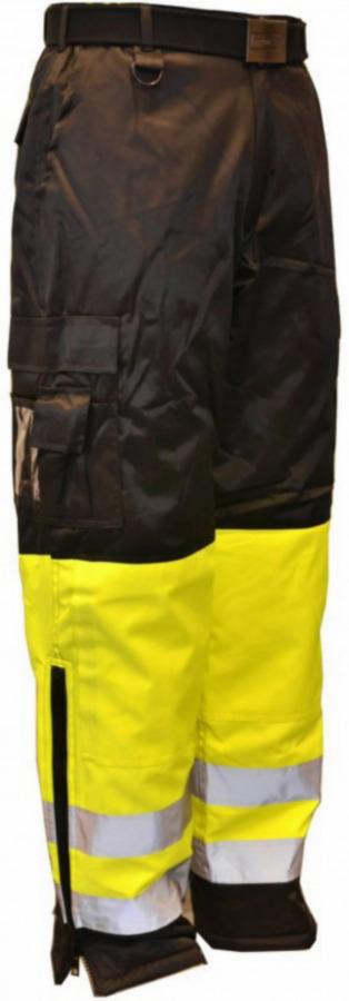 Žieminės  kelnės HH925,  geltona / juoda 62, Other