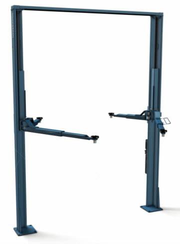 2-post lift 3T HL 2.30 K, Nussbaum