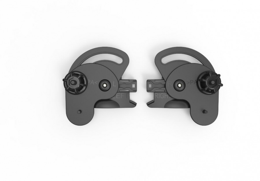 Hard hat adaptor set for welding mask WH70, Jackson