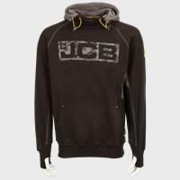 Džemperis su kapišonu, dydis XL, JCB