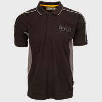 Marškinėliai polo Fenton, dydis XL, JCB