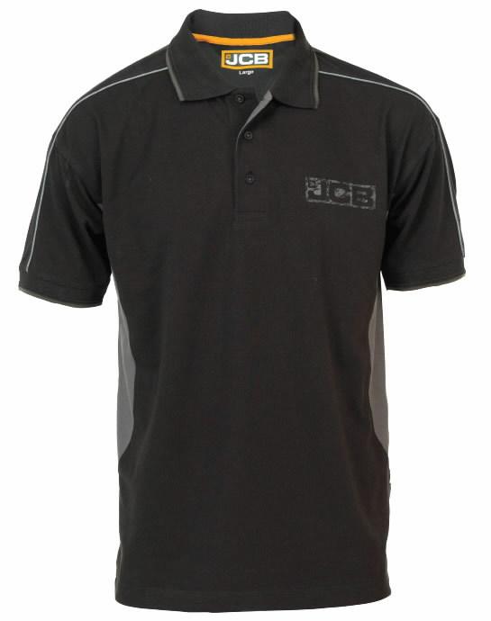 Fenton Polo Shirt - XXLarge, JCB