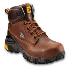 Boots  4 x 4 Brown size 8, JCB
