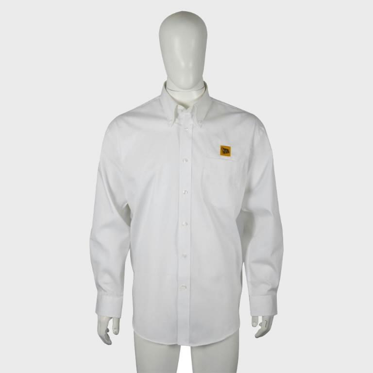 "Gents long sleeved oxford shirt 18.5"", JCB"