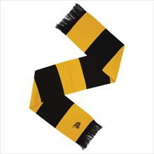 Šalikas  juodas/geltonas, JCB