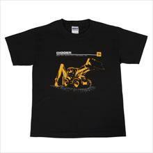 Kids Digger T-Shirt Age 5/6yrs, JCB