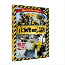 DVD on the farm and dancing at the show, JCB