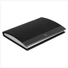 Business card case  black, JCB