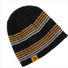 Tri-Rib beanie hat, JCB