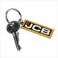 Display Logo Keyring, JCB
