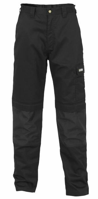 The Max Trousers Black - 36 inch waist, JCB