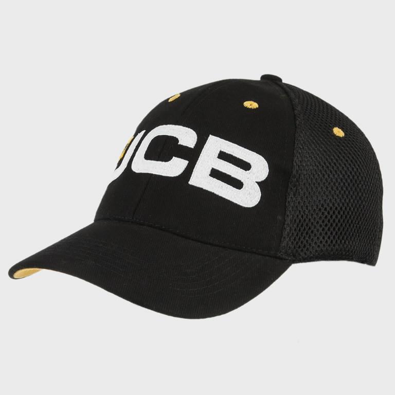 Must nokamüts , JCB