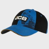 Kepurė vaikiška , mėlyna, JCB