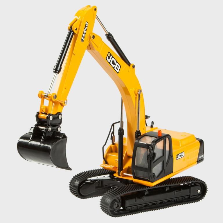 Mudel JS330 Tracked Excavator, JCB