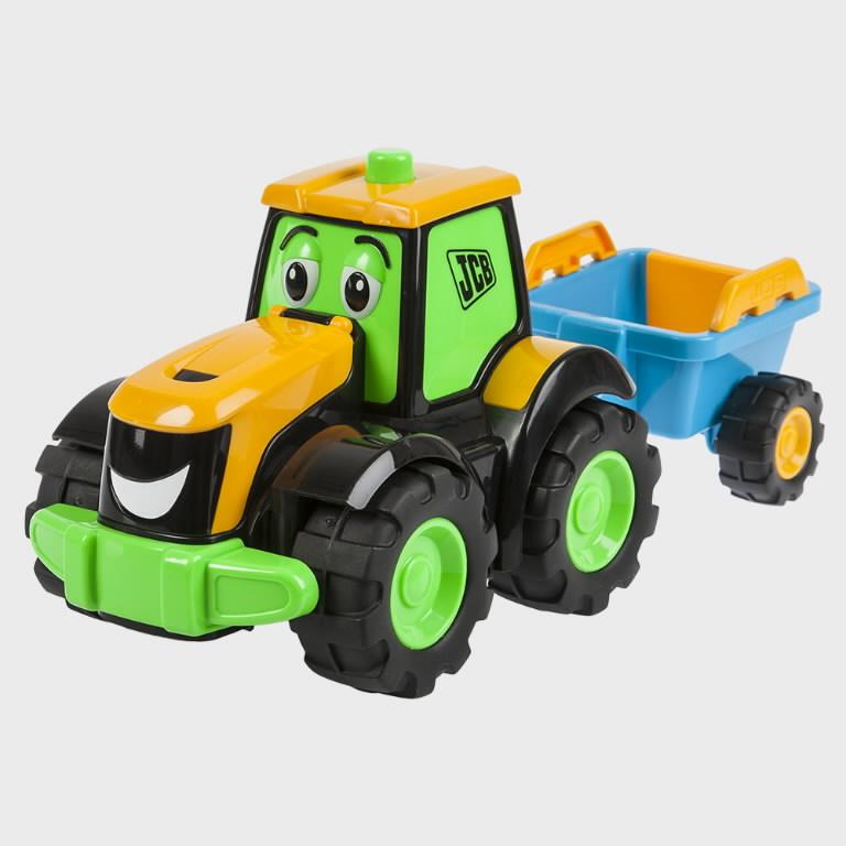 My 1st Farm Tractor Tim, JCB