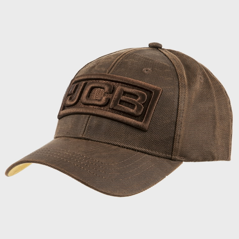 Nokamüts Brown oil cap, JCB