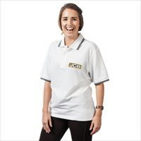Marškinėliai polo , balti, S-dydis, JCB