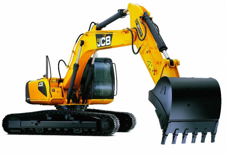 Tracked excavator  JS240, JCB