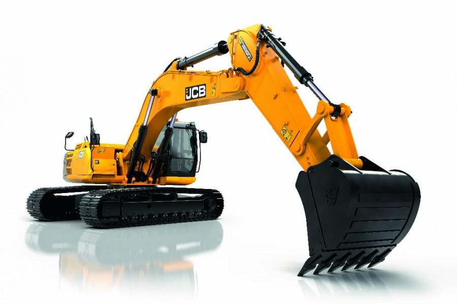 Tracked excavator  JS260, JCB