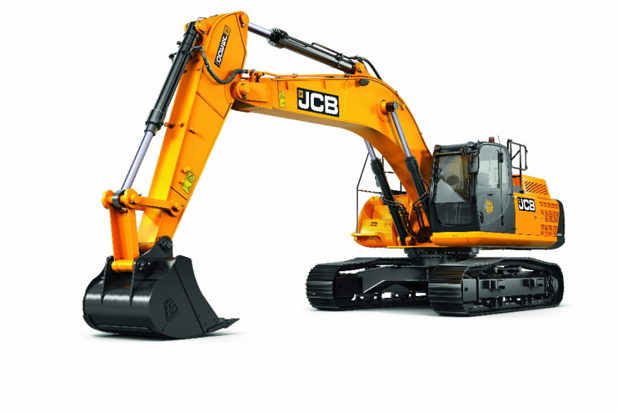 Roomikekskavaator  JS300, JCB