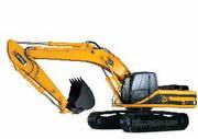 Tracked excavator  JS330, JCB