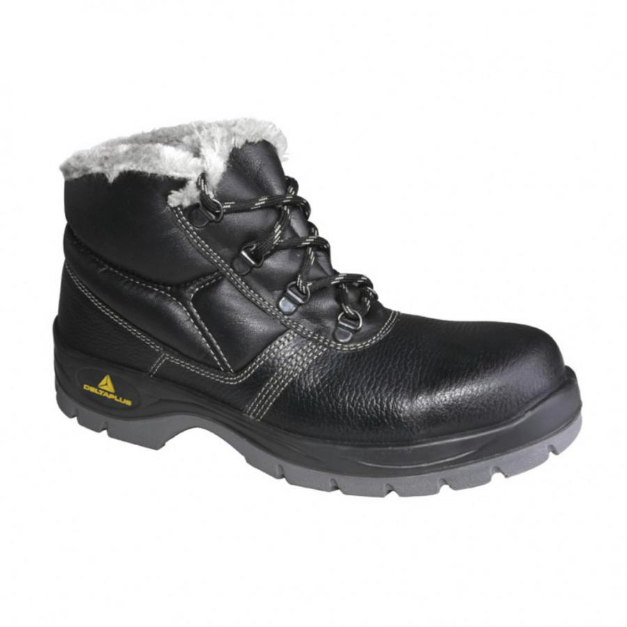 Winterboots Jumper S3 FUR SRC, black, 38, Venitex