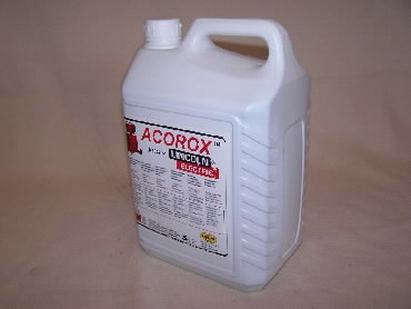 jahutusvedelik ACOROX (2x5L), LINCOLN