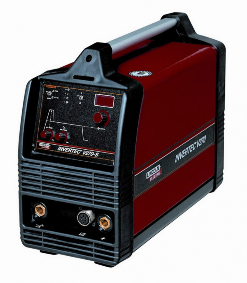 Invertec V270S DC power source for manual welding, Lincoln Electric