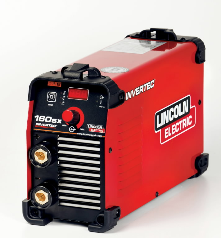 Suvirinimo aparatas INVERTEC 160SX, 115-230V/1f, Lincoln Electric