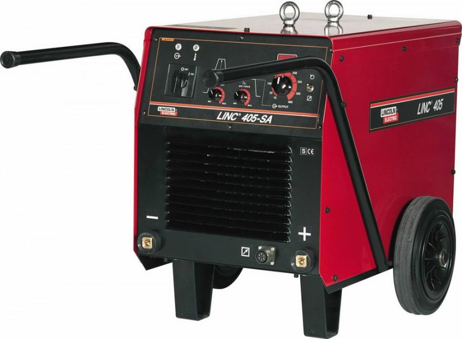 Elektroodkeevitusalaldi LINC 405-SA, Lincoln Electric