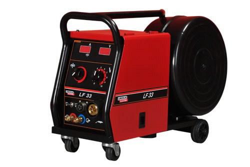 etteandemehhanism LF33S vedelikj., Lincoln Electric