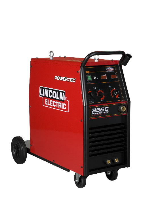 Poolautomaat Powertec 255C, Lincoln Electric