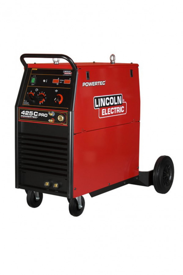 poolautomaat 420A=40% Powertec 425C Pro, Lincoln Electric