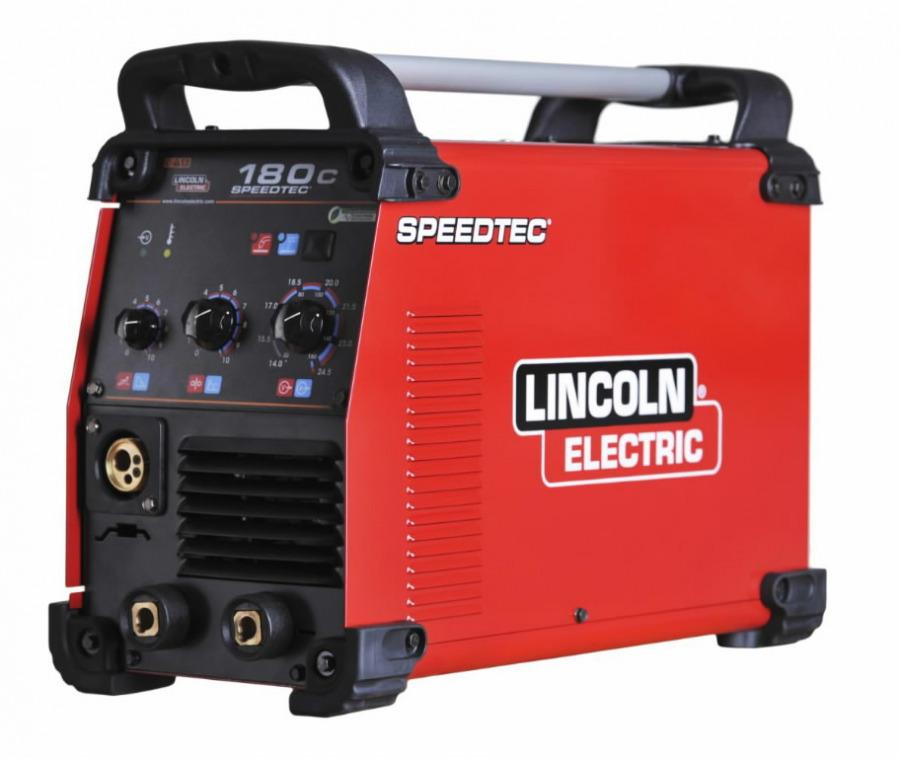 Portable semiautomatic welder Speedtec 180C, Lincoln Electric