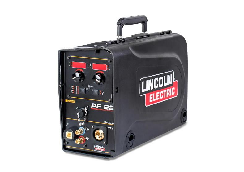Vielos padavimo įrenginys PF22, Lincoln Electric