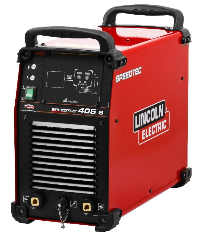 Multifunkcinis suvir. pusautomatis Speedtec 405S, Lincoln Electric