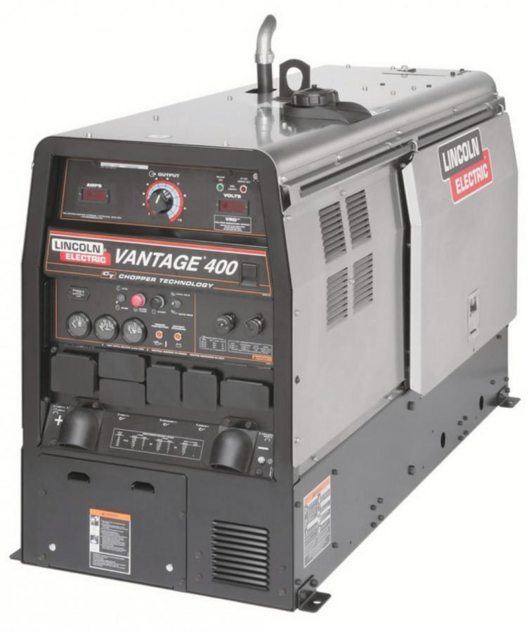 keevitusgeneraator VANTAGE 400 CE, Lincoln Electric