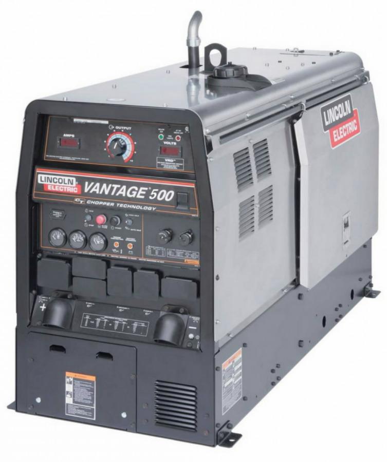 keevitusgeneraator VANTAGE 500 CE, Lincoln Electric