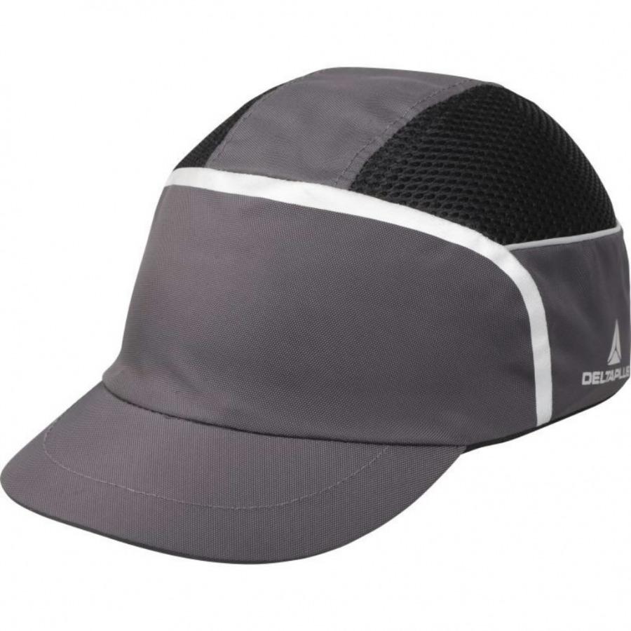 Safety Cap Kaizio ergonomic Grey/black, Venitex