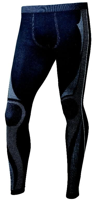 Talve soojapesu püksid Koldy, must, Delta Plus