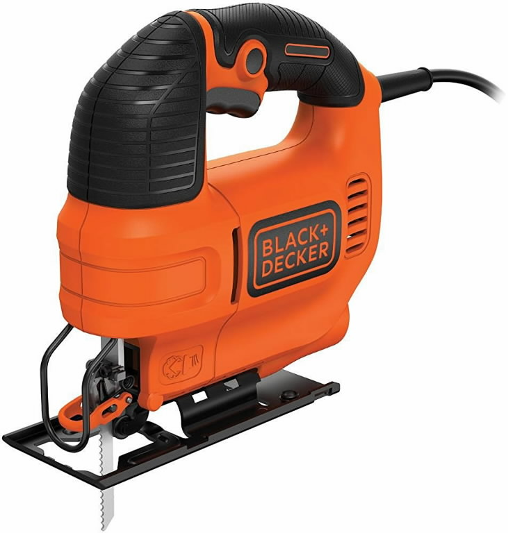 Tikksaag KS701E / 70 mm / 520W, Black&Decker