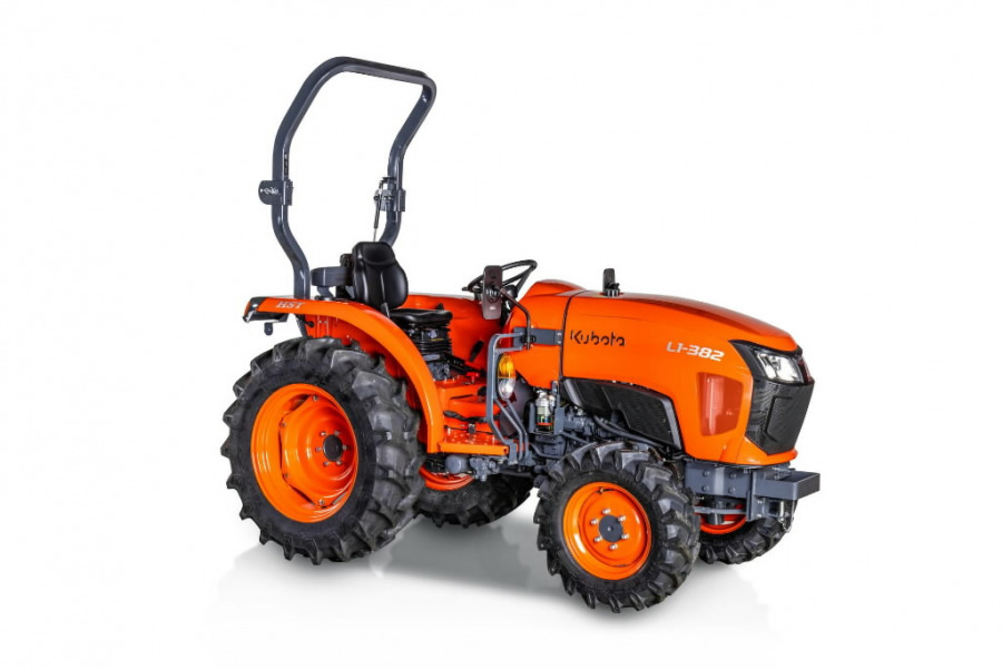 Traktor Kubota L1-382 - HST